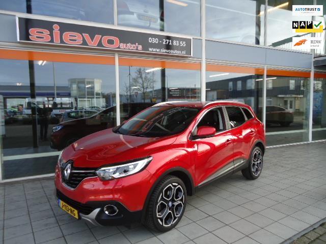 Renault Kadjar occasion - Sievoautos