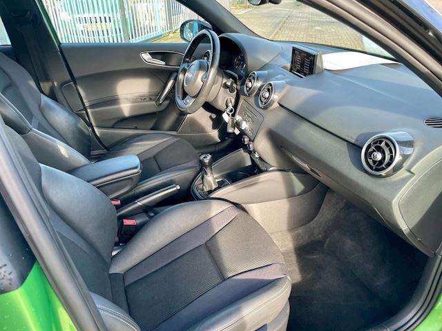 "Audi A1 Sportback 1.2 TFSI 2x S-Line Clima Elek Pakket 5-Drs Lmv Navi 18"" Nw Apk"