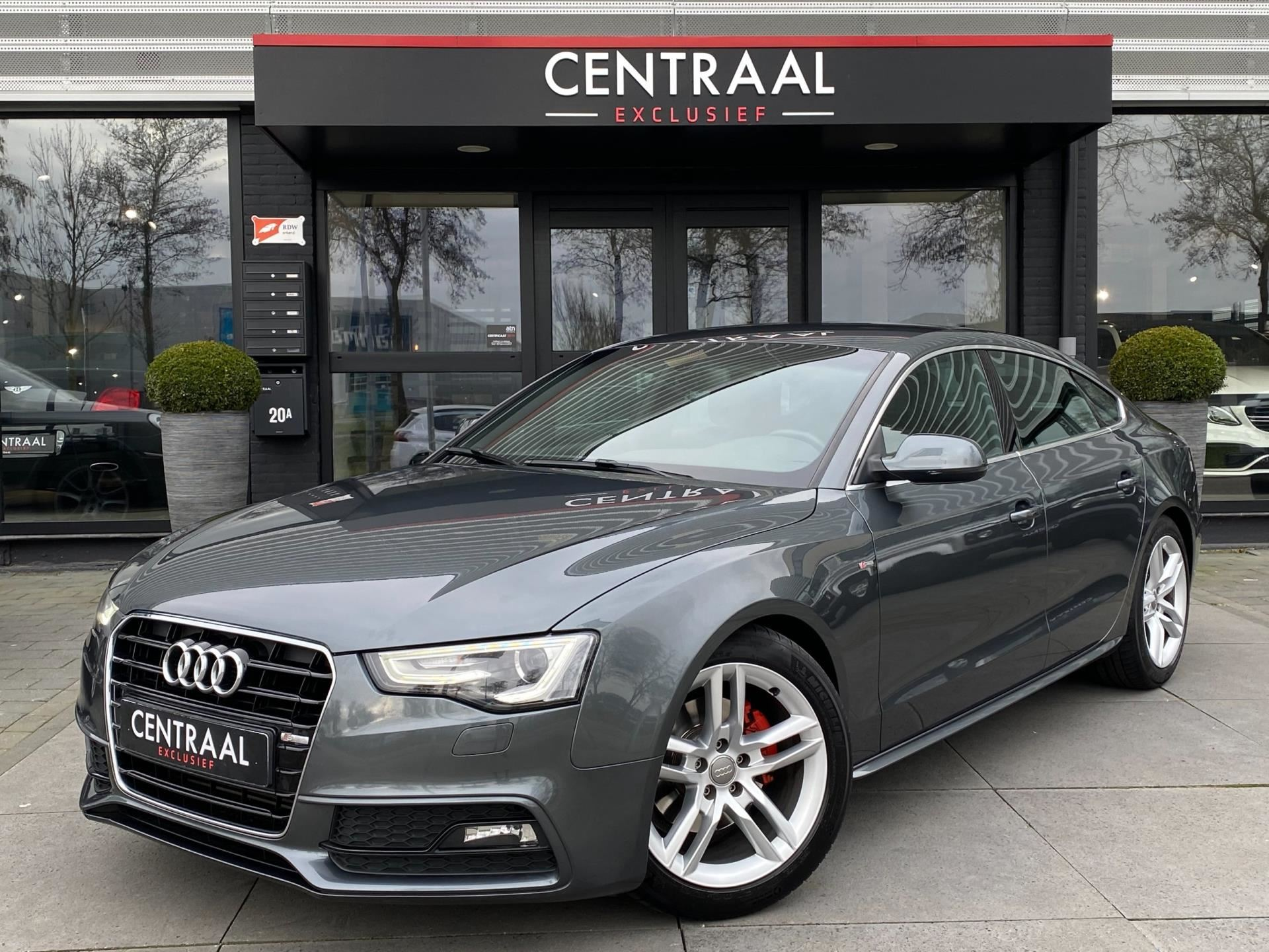 Audi A5 Sportback occasion - Centraal Exclusief B.V.