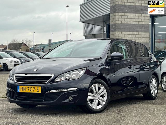 Peugeot 308 SW 1.6 BlueHDI PANO NAVI ECC TREKHAAK D-GLAS LMV PDC Blue Lease Executive Pack