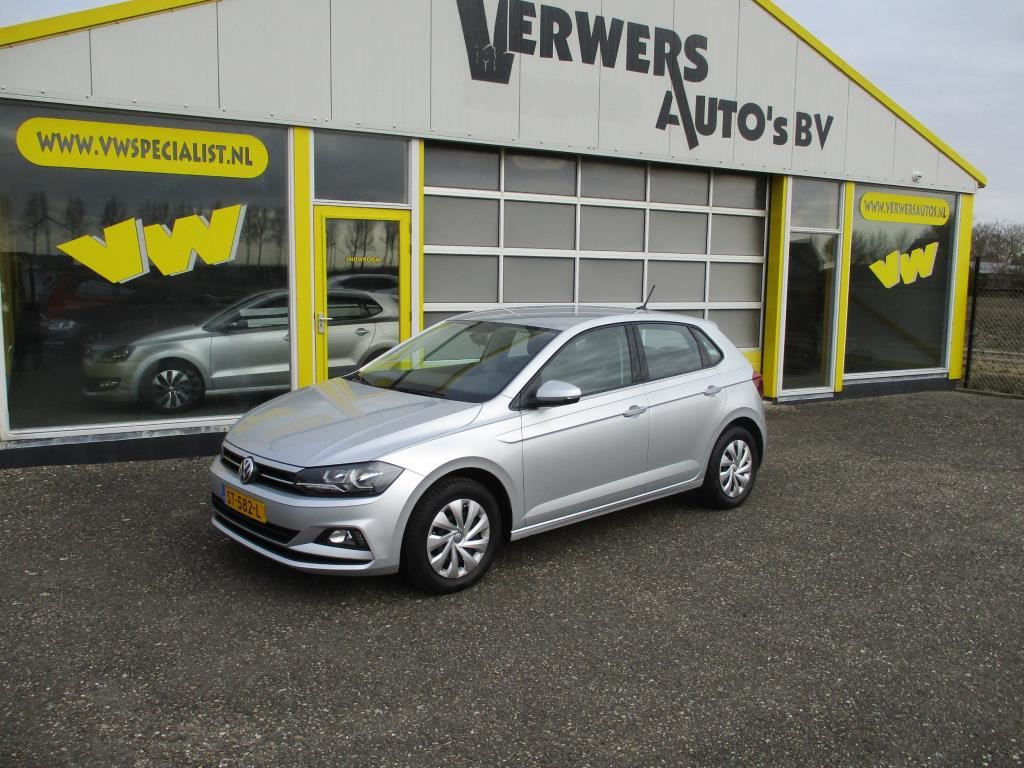 Volkswagen Polo occasion - Verwers Auto's BV