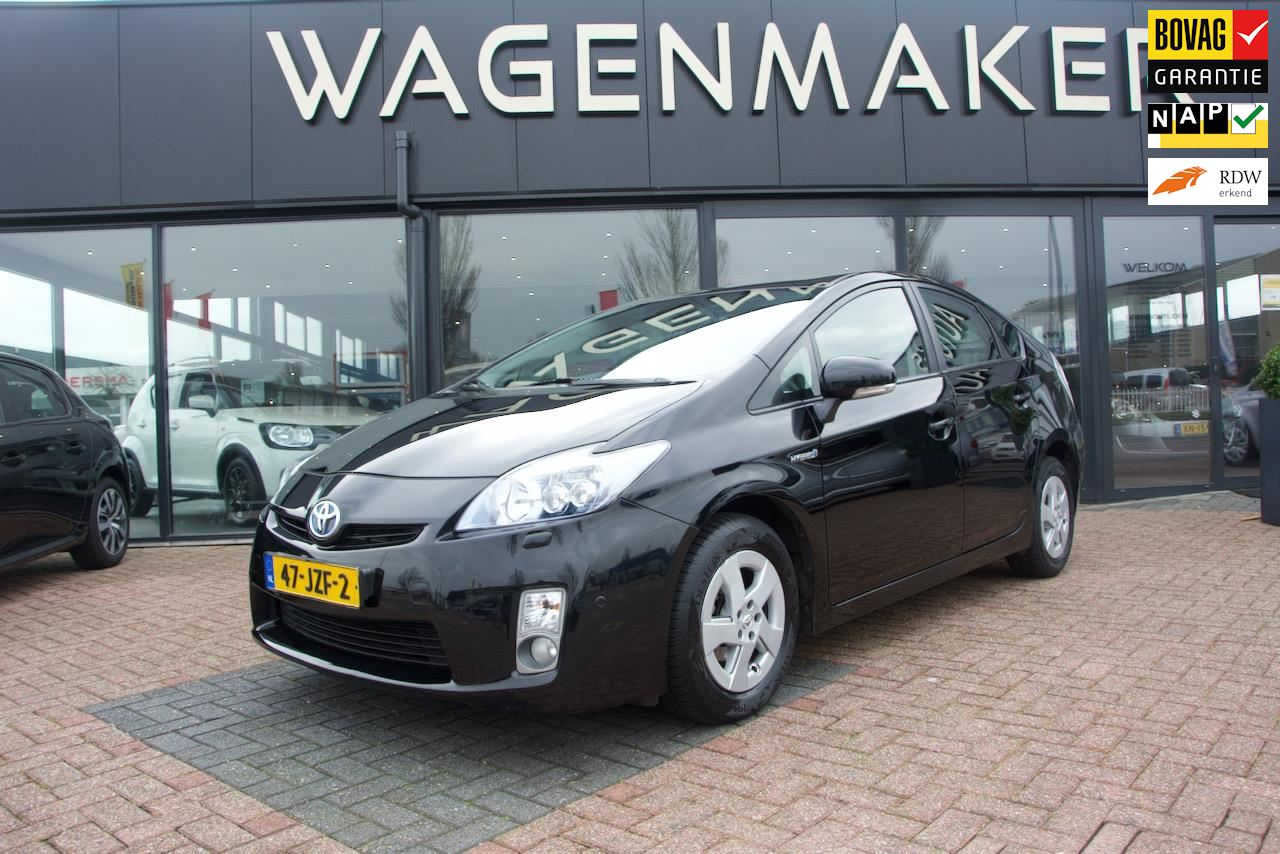 Toyota Prius occasion - Wagenmaker Auto's