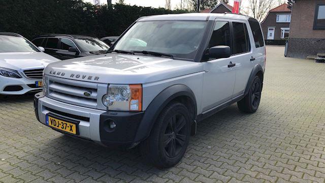 Land Rover DISCOVERY 3 Youngtimer Navigatie Xenon