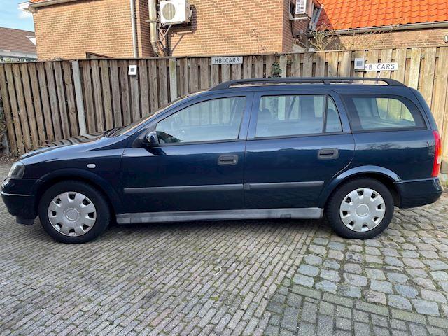 Opel Astra Wagon 1.6 Edition APK 19-04-2022