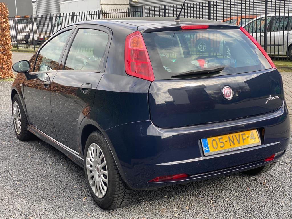 Fiat Grande Punto occasion - Star Cars