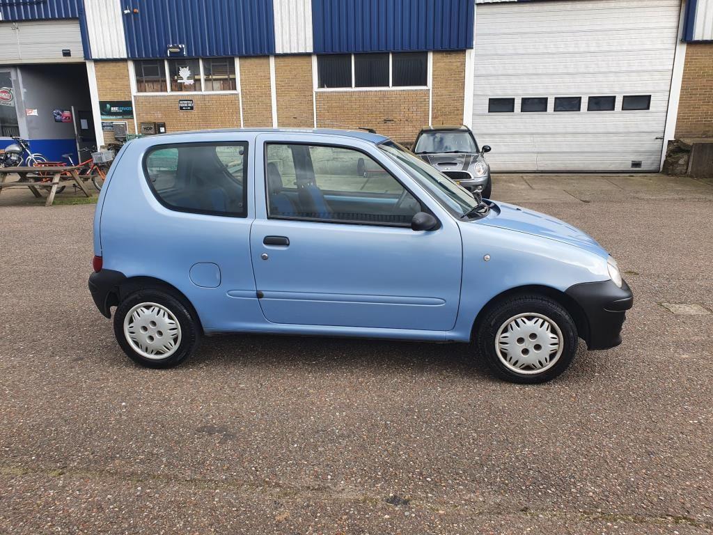 Fiat Seicento occasion - Autobedrijf van der Does