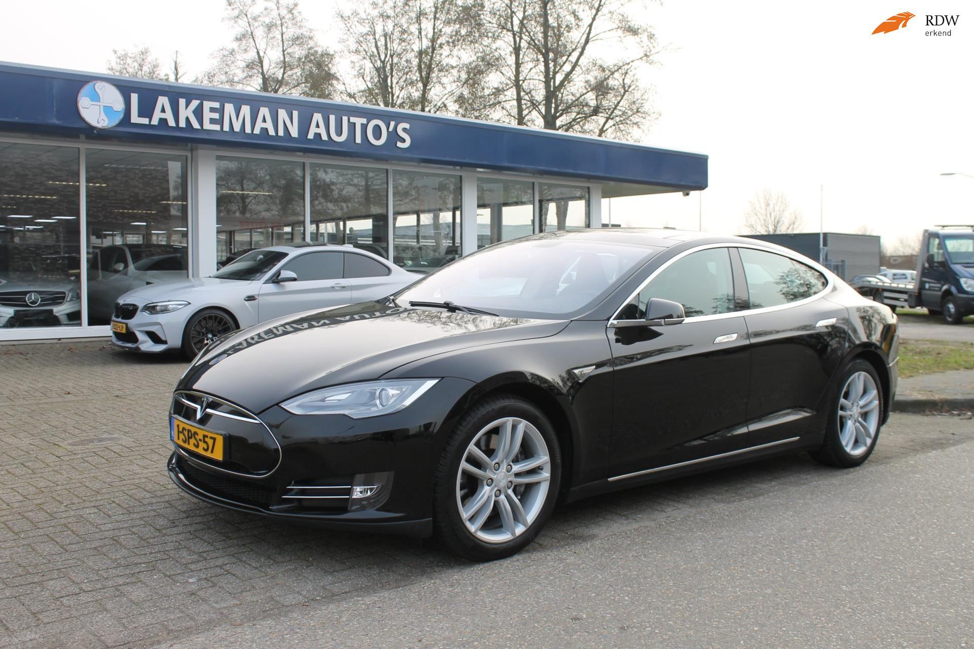 Tesla Model S occasion - Lakeman auto's Almere B.V.