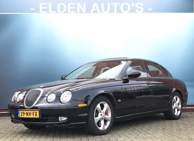 Jaguar S-type occasion - Eldenauto's