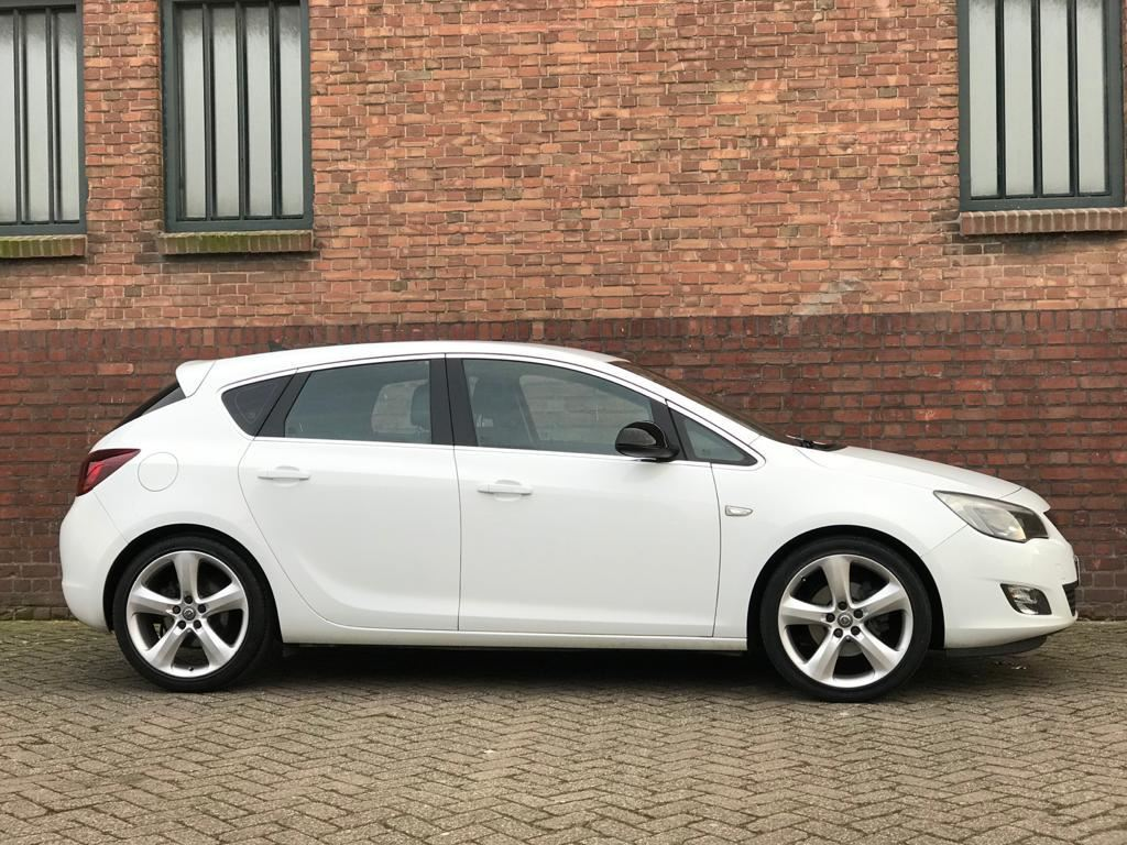 Opel Astra occasion - Styl Cars