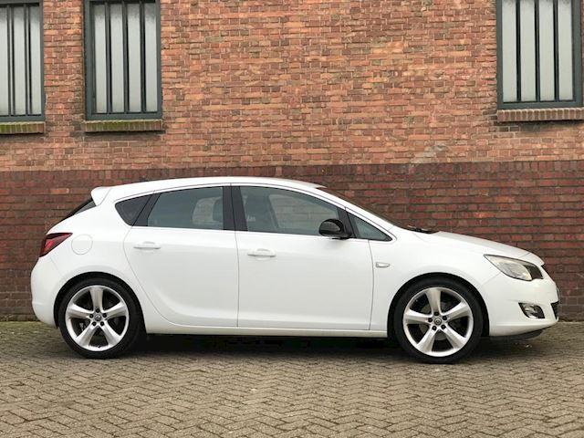 Opel Astra 1.6 Turbo Sport 179PK -NAVI-LEDER