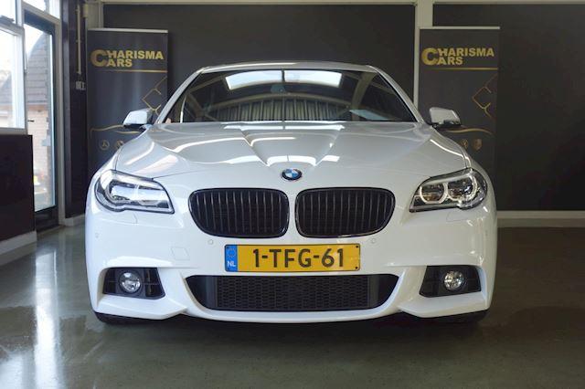BMW 5-serie 535i HIGH EXECUTIVE M-SPORT FACELIFT/ORG NL/2E EIG/DEALER/HEADUP/KEYLESS/SHADOWLINE