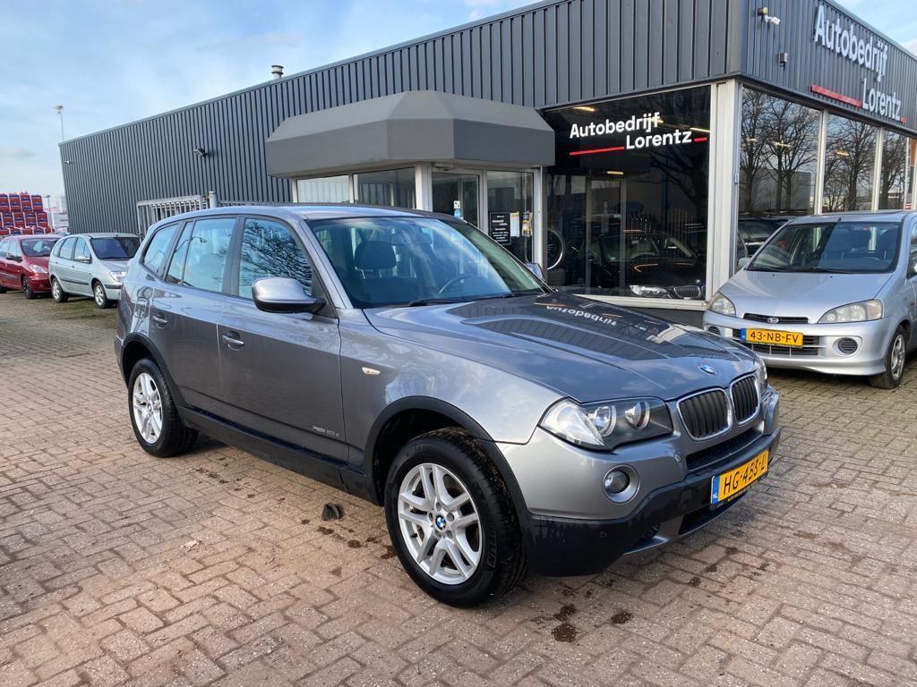 BMW X3 occasion - Autobedrijf Lorentz
