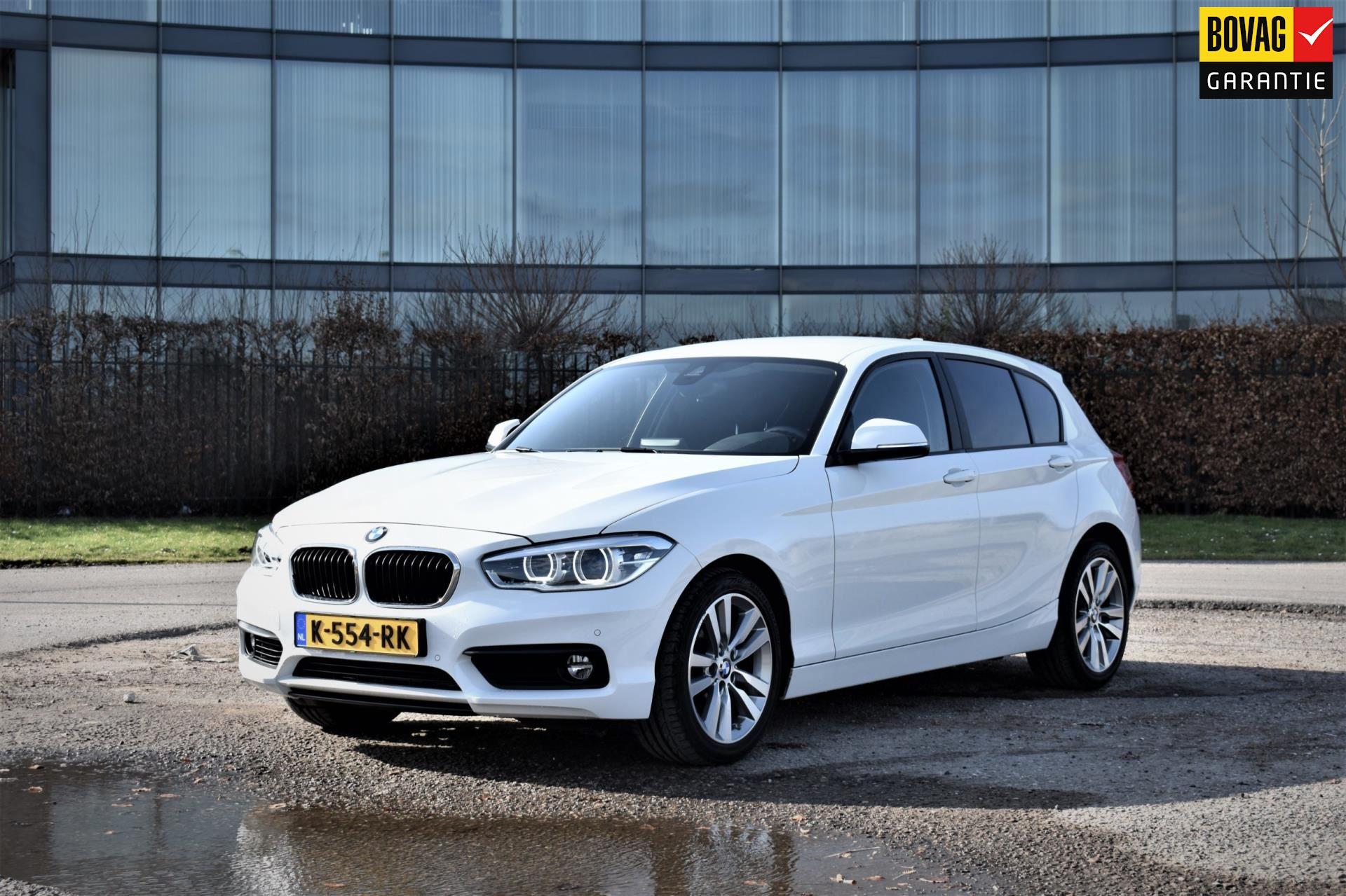 BMW 1-serie occasion - Autobedrijf Hans Lammers