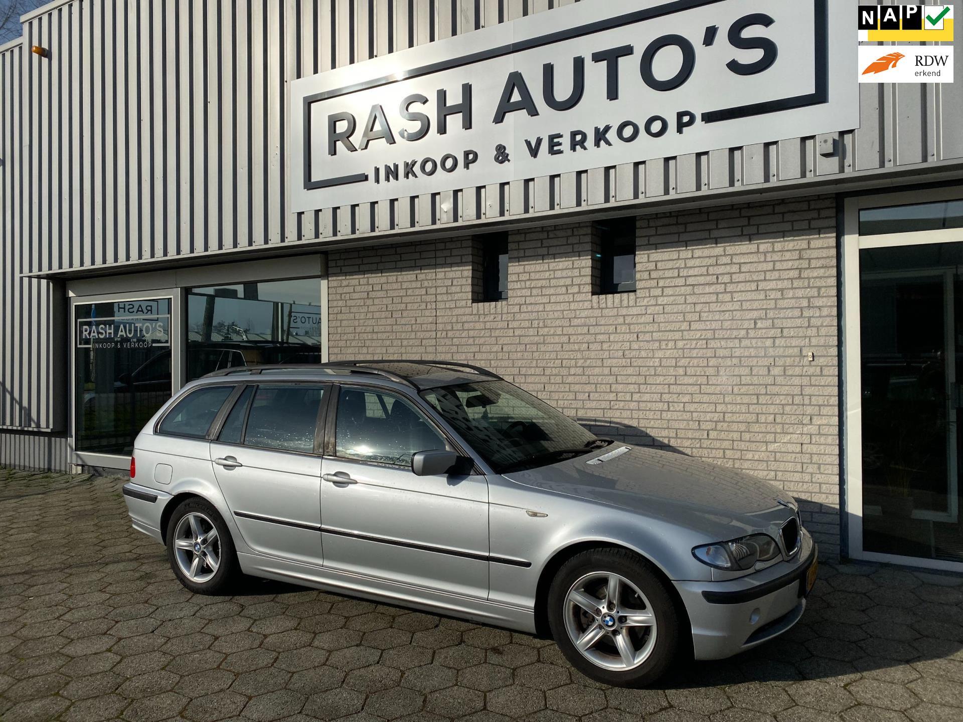 BMW 3-serie occasion - RASH AUTO'S