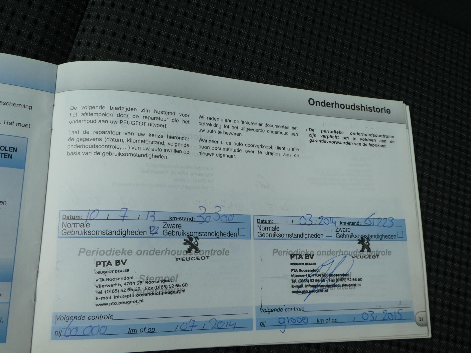 Peugeot 508 occasion - Auto Garderen