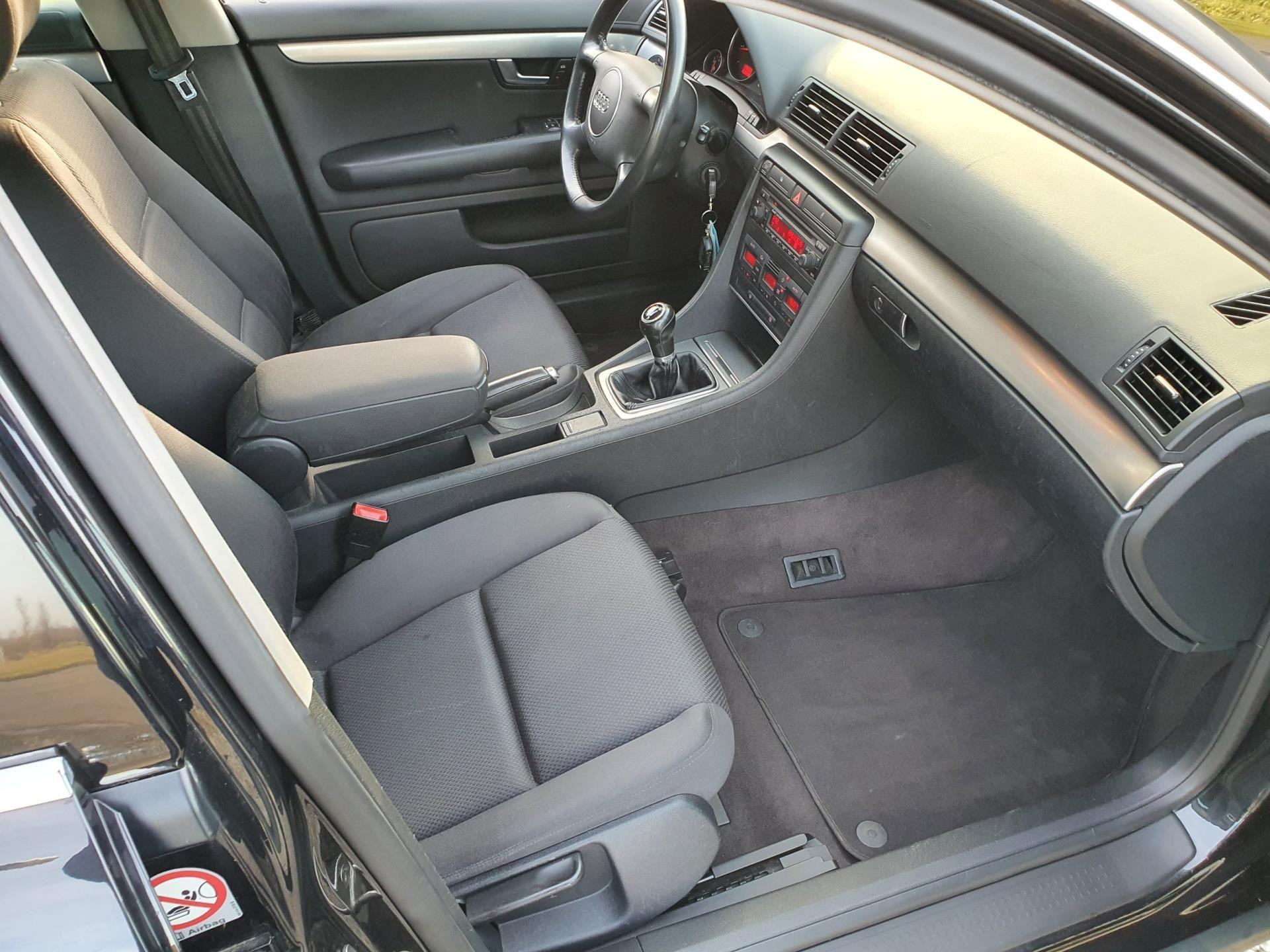 Audi A4 occasion - Andreas Auto's