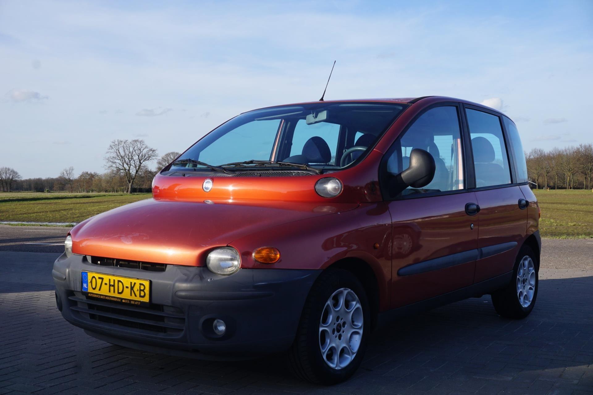 Fiat Multipla occasion - Autoservice Biest Houtakker