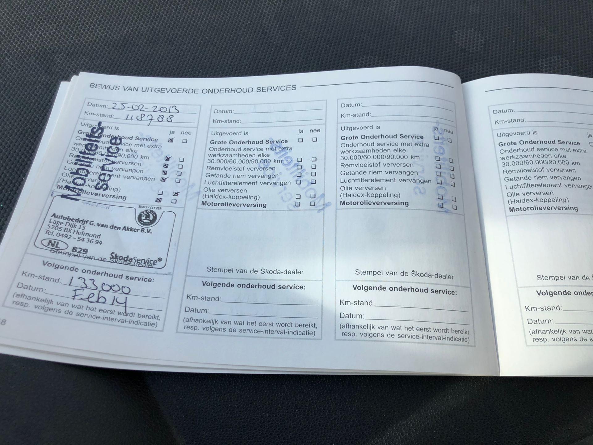 Skoda Fabia Combi occasion - Autobedrijf Kaatsland