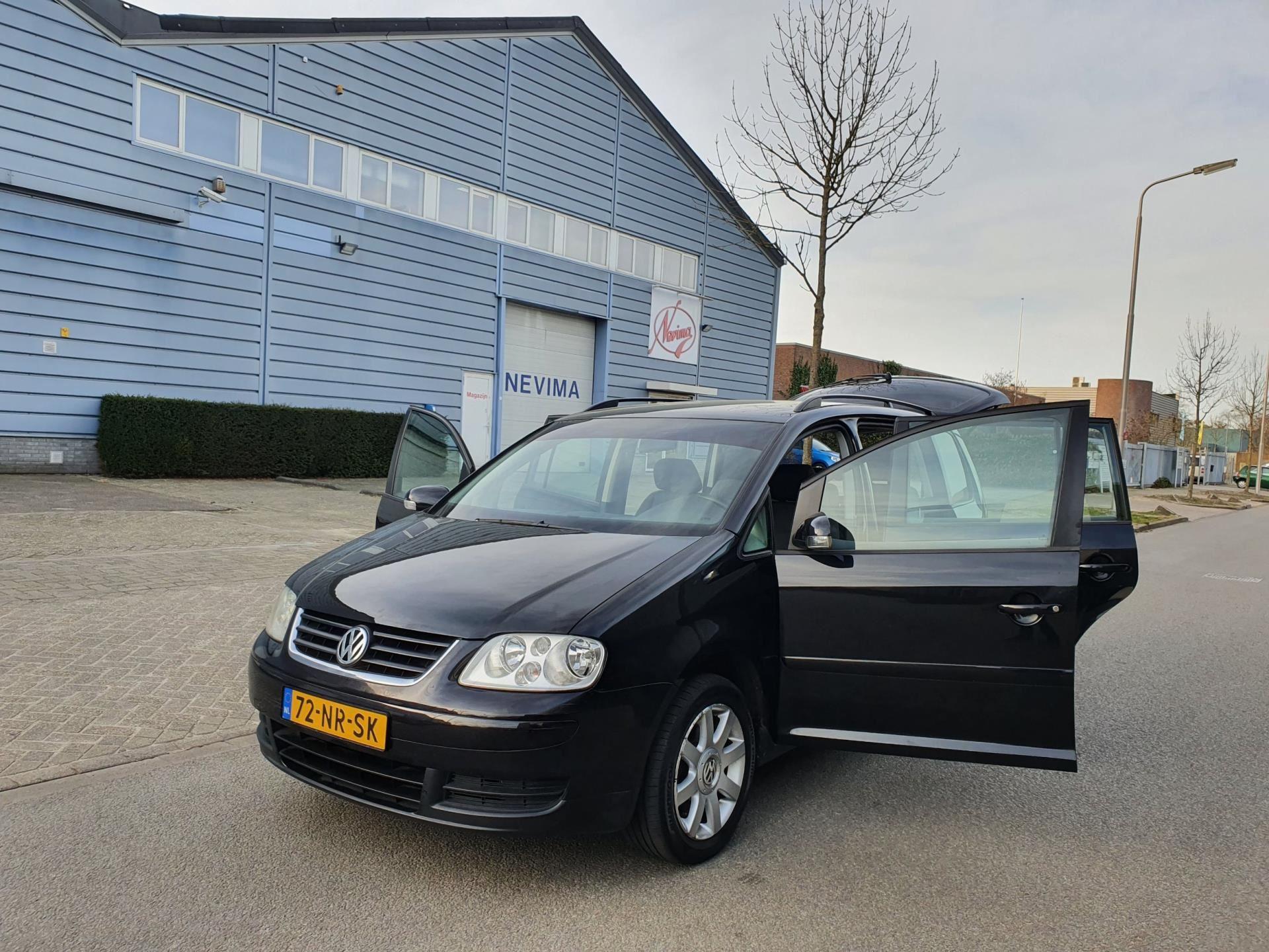 Volkswagen Touran occasion - Autohandel Direct