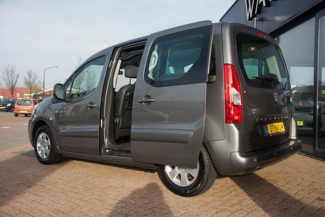 Peugeot Partner Tepee occasion - Wagenmaker Auto's