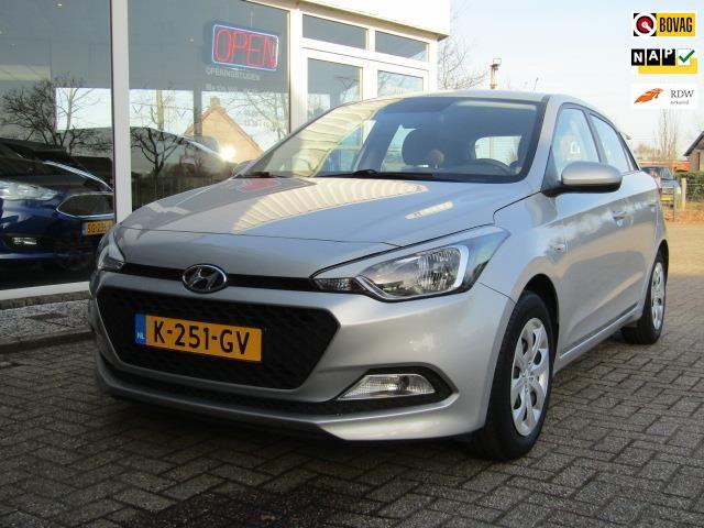 Hyundai I20 occasion - Autobedrijf Wil Leenhouts V.O.F.