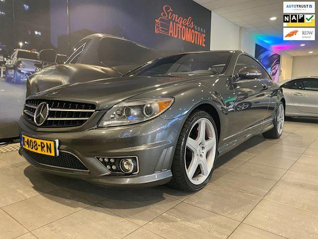 Mercedes-Benz CL-klasse 65 AMG. Magistrale Kleuren combinatie. 90.000 KM. Unieke uitv. INFO & FOTO'S volgen. Bomvol. Dealer Auto!!