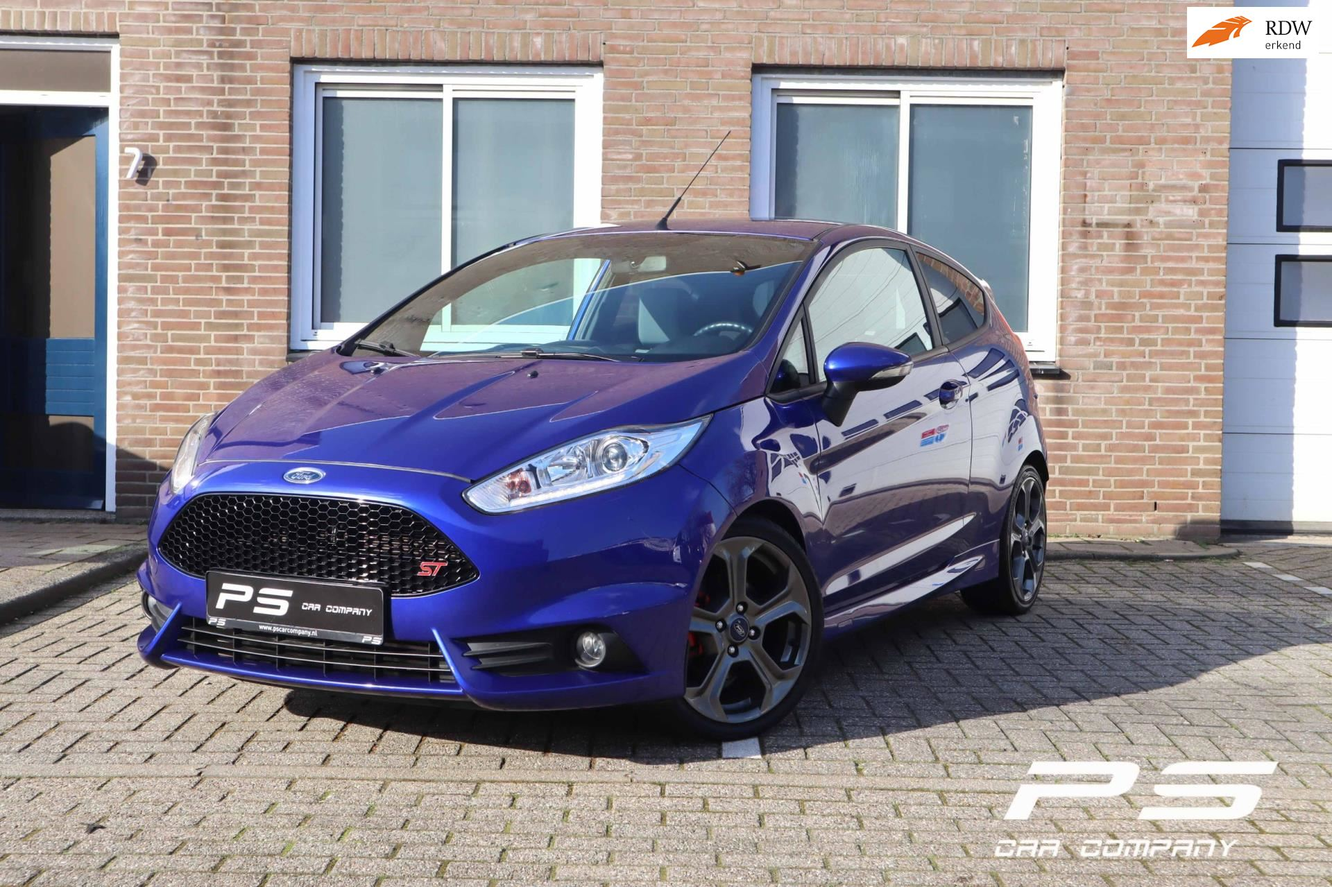 Ford Fiesta occasion - PS Car Company