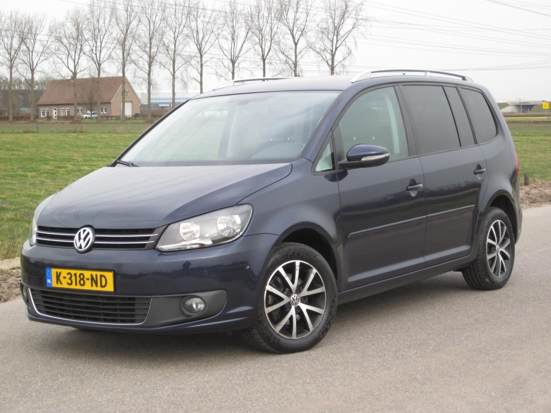 Volkswagen Touran occasion - Auto4Motion