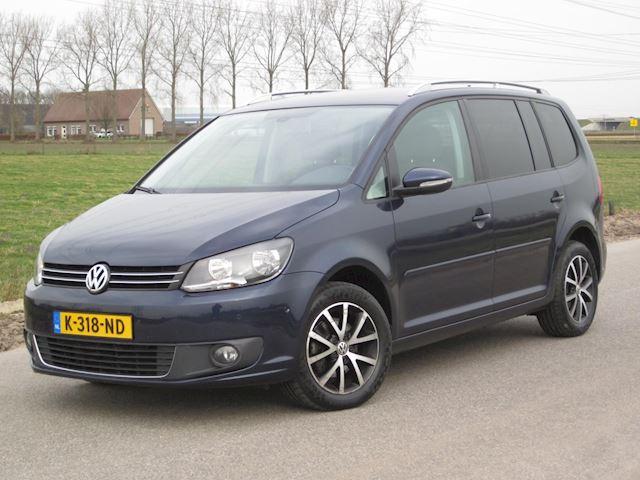 Volkswagen Touran 1.6 TDI BlueMotion 7p. Met ECC.NAVIG/PDC/VELGEN