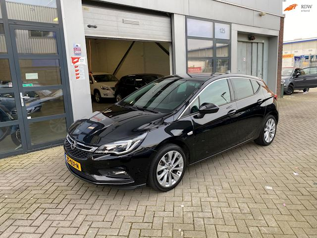 Opel Astra 1.4 TURBO Innovation AUTOMAAT  CAMERA-LEER-CARPLAY-STUURVERWARMING