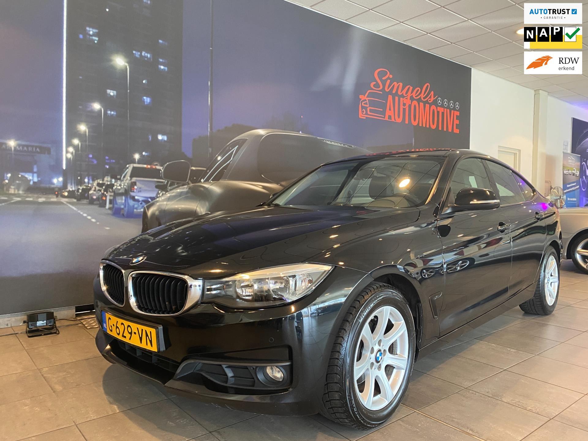 BMW 3-serie Gran Turismo occasion - SINGELS AUTOMOTIVE