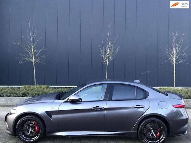 Alfa Romeo Giulia occasion - EHD Automotive