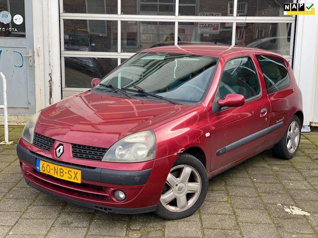 Renault Clio 1.2-16V Billabong Quickshift 5 Airco Automaat