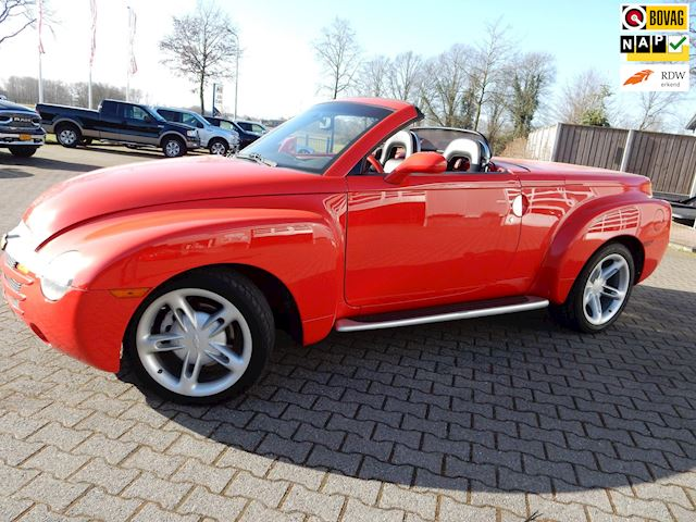 Chevrolet SSR occasion - HD USA CARS