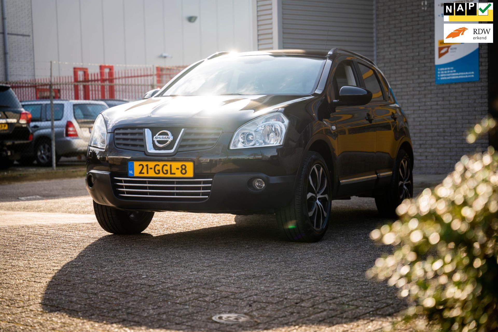 Nissan Qashqai occasion - Autobedrijf de Alblas