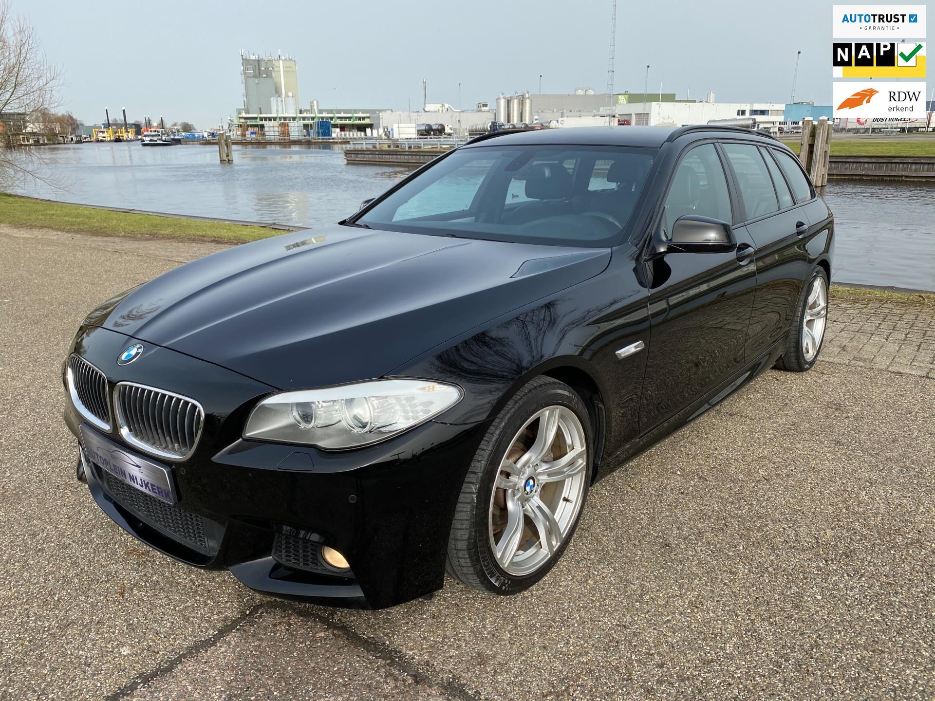 BMW 5-serie Touring occasion - Autoplein Nijkerk