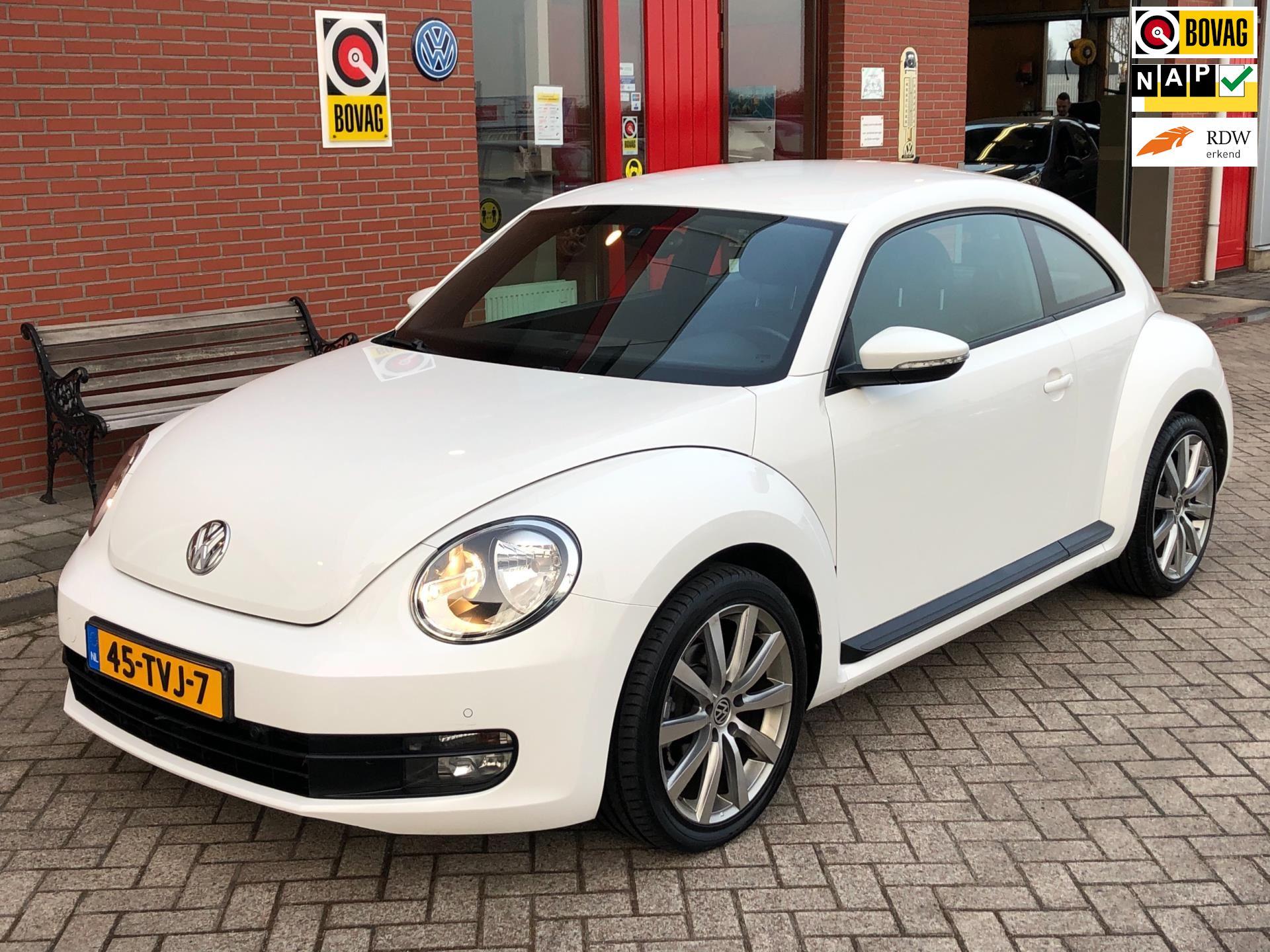 Volkswagen Beetle occasion - Wester Wognum B.V.