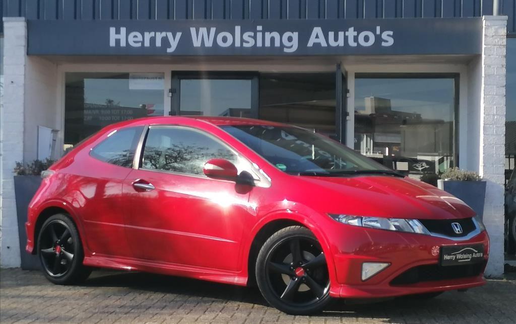 Honda Civic occasion - Herry Wolsing Auto's