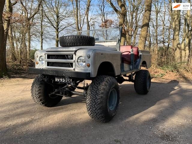 Land Rover 109 PICK UP occasion - Auto Berens
