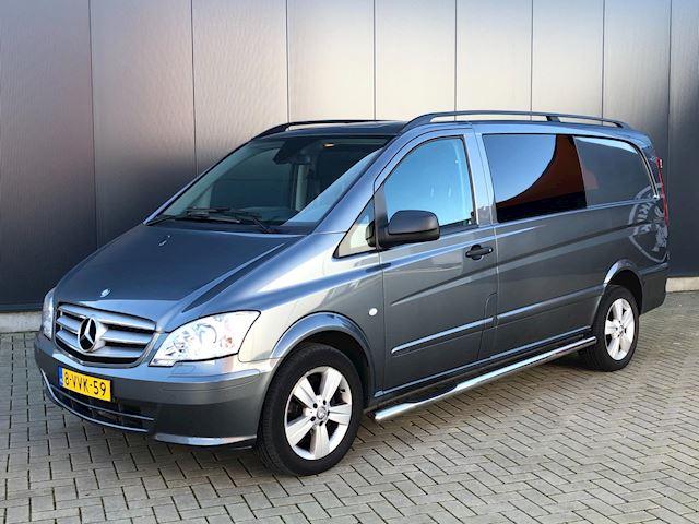 Mercedes-Benz Vito 116 CDI 320 Lang DC Luxe Aut Navi Xenon