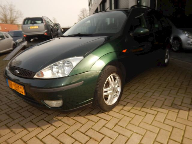 Ford Focus Wagon 1.6-16V Trend/AIRCO/PDC/KM.STAND 124.000KM!!!!