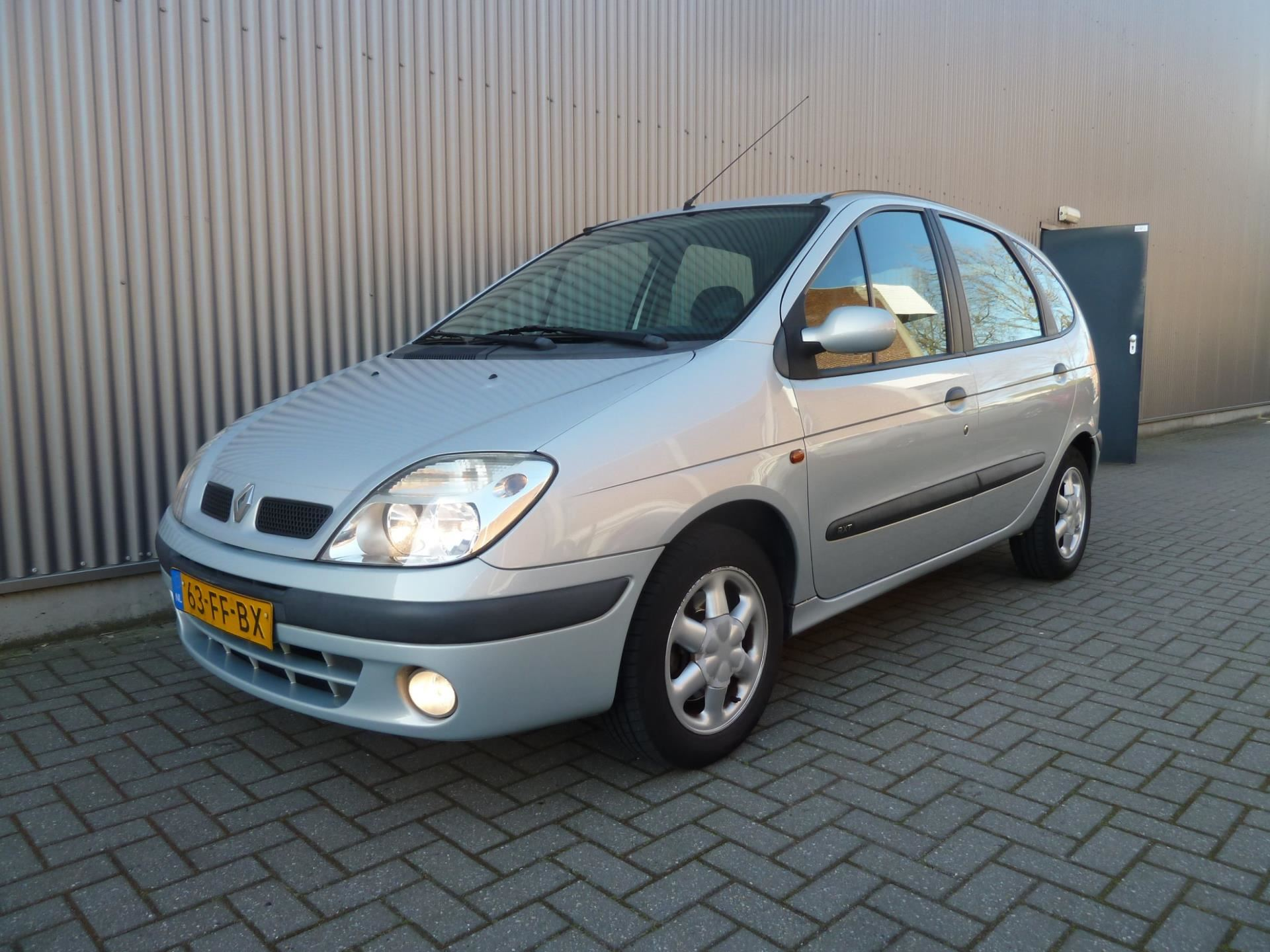 Renault Scénic occasion - Auto040
