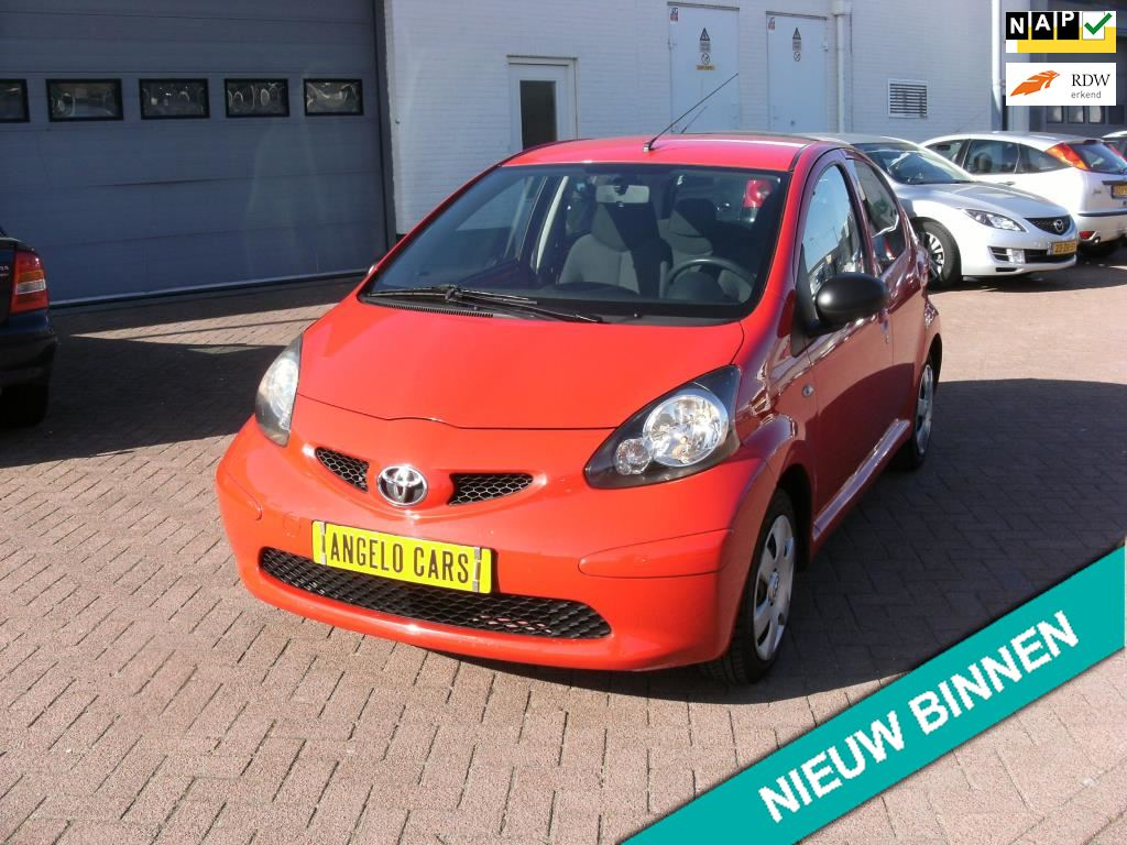 Toyota Aygo occasion - Angelo Cars