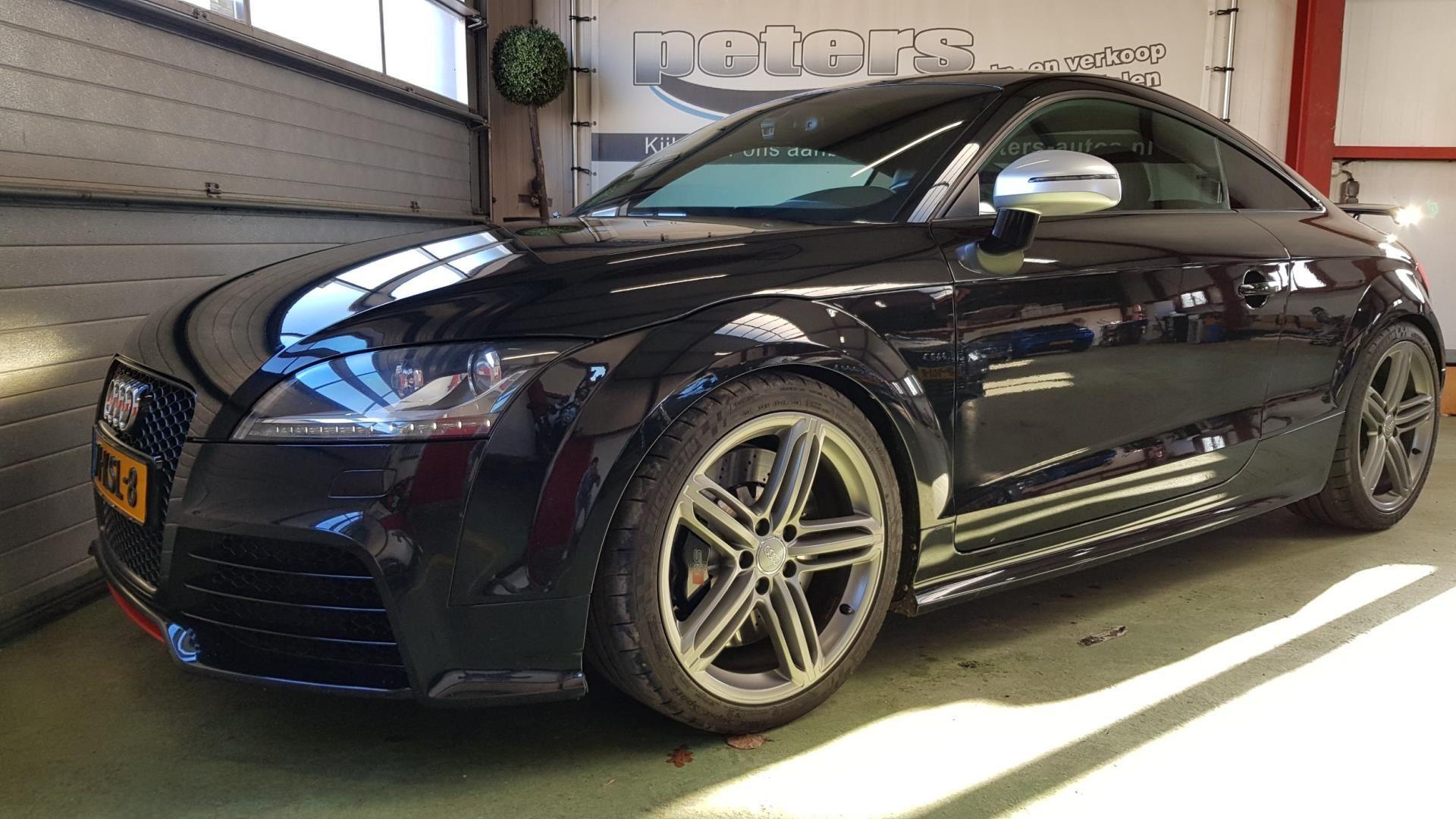 Audi TT occasion - Peters Auto's