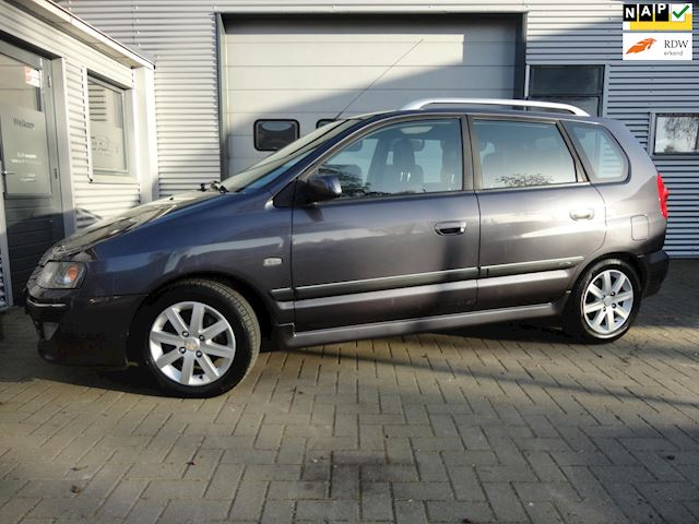 Mitsubishi Space Star 1.8 Instyle Silver  AUTOMAAT  VERKOCHT
