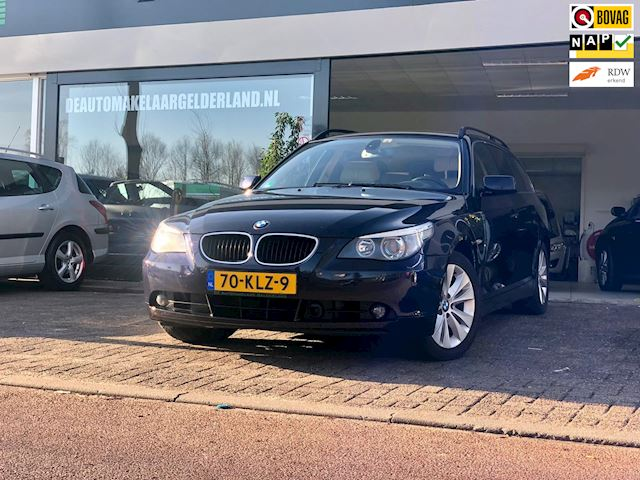 BMW 5-serie Touring 520d High Executive Full Options/Volledig onderhouden