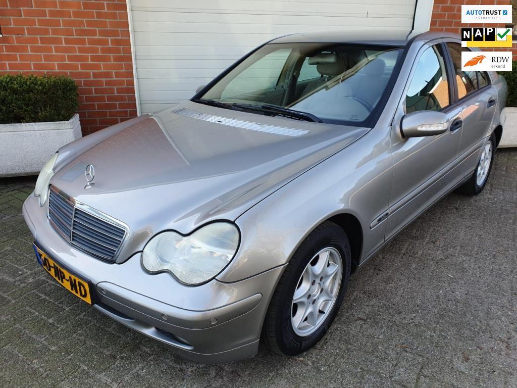 Mercedes-Benz C-klasse occasion - Autolohuis