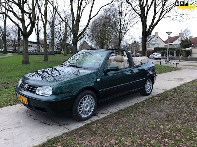 Volkswagen Golf Cabriolet 1.8 Highline