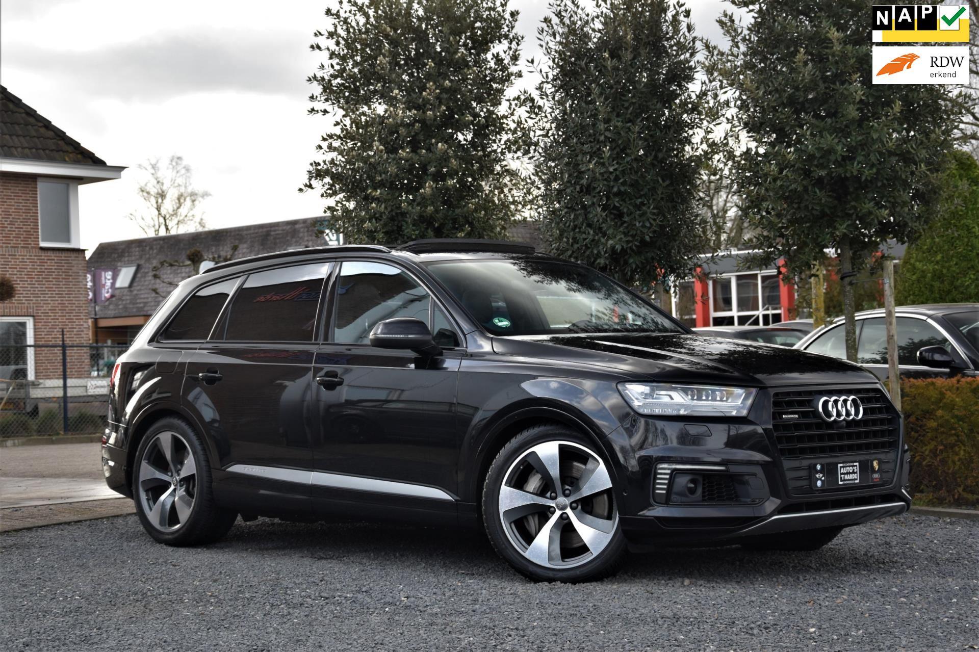 Audi Q7 occasion - Auto`s `t Harde