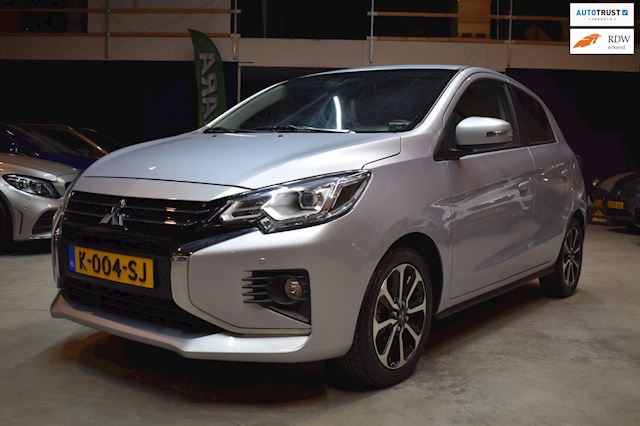 Mitsubishi Space Star 1.2 Instyle nieuw model